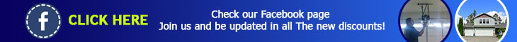 Join us on Facebook - Garage Door Repair Harrison